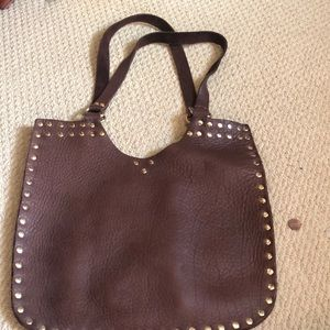 Handbags - 100% leather purse. Brand is girl on a motorcycle.
